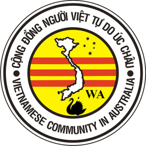 logo of vietnamese community in WA