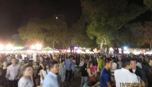 Thơ Cảm Tạ – Hội Chợ Tết WA 2016